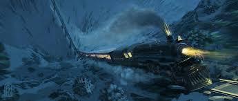 aaron becker the polar express