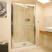 900mm Shower Door Embrace Bi Fold Shower Door 900mm