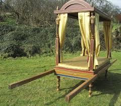 Sedan Chairs Antiques Atlas Rare Sedan Chair From The 1963 Movie Cleopatra