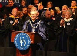 assanis inaugurated as university of delaware president regional