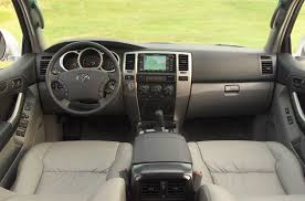toyota 4runner interior 2017 2004 car review toyota 4runner limited