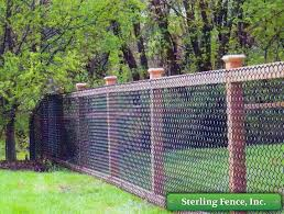 How To Build Backyard Fence 32 Best Fencing Images On Pinterest Gardening Metal Fences And