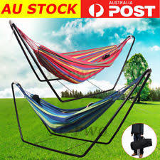 hammocks with stand ebay