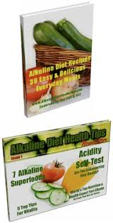 free 38 page alkaline diet recipes book download instantly