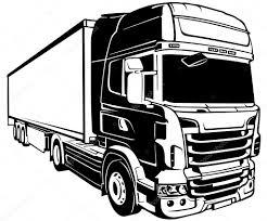 truck stock vectors royalty free truck illustrations depositphotos