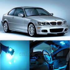 bmw blue interior bmw e46 interior lights ebay