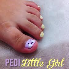 mynailskiut cat pedicure little nails kiut pinterest