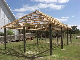 How To Build Tiki Hut Exterior Ideas Tiki Bars Aloha Tiki Creations From Palm Tree