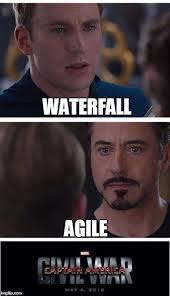Agile Meme - marvel civil war 1 meme imgflip