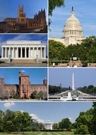 Washington Dc Attractions Map Washington D C Wikipedia