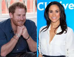 Meghan Markle Prince Harry Prince Harry Asked If He Is U0027happier U0027 With Meghan Markle