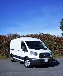 van ford transit 2017 ford transit 350 diesel van road test carcostcanada