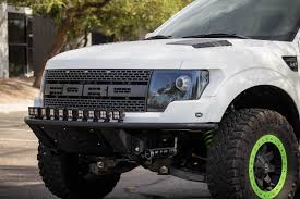 Ford Raptor Bumpers - addictive desert designs add lite front bumper