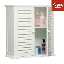 premier housewares wooden laundry storage cabinet white from