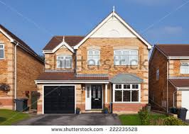 House With Garage Residential House Uk Stock Images Royalty Free Images U0026 Vectors