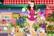 flower gardening game