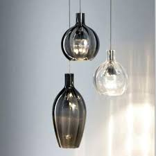 custom blown glass pendant lights hand blown glass ceiling lights uk younited co