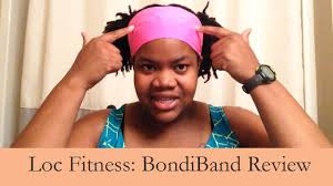 bondi band headbands locs fitness bondiband review