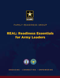 real readiness essentials for army leaders 2016 by bavaria