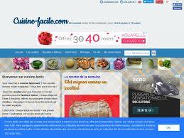 site cuisine facile top les meilleurs de recettes de cuisine cdtl fr