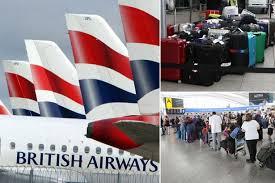 british airways black friday british airways strike 2017 flights affected and compensation