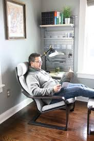Container Store Chair An Organized Masculine Home Office Reveal Just A And