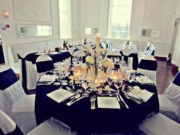 decoration mariage noir et blanc un mariage chic et intimiste en noir et blanc mariages