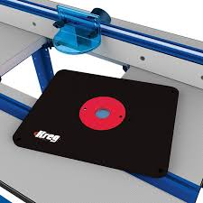 kreg precision router table top routing kreg tool company