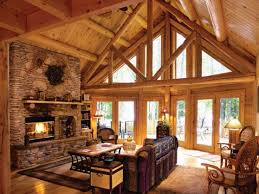 log home interior designs pretty modern log cabin interior design and kitchen the secret of