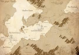 Fantasy Map Fantasy Map Tyrelia Year 3090 By Gotagetoing On Deviantart