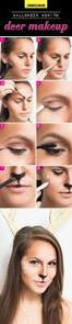 Makeup Ideas For Halloween Costumes by Best 25 Deer Costume Makeup Ideas On Pinterest Deer Makeup