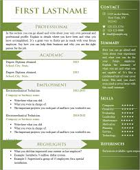 different formats for resumes 20 basic resume template different