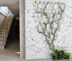 green wall trellis home decorating interior design bath