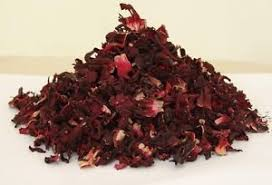 dried hibiscus flowers organic dried hibiscus flowers leaf herbal tea brew premium