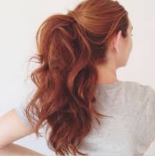 quick and easy hairstyles for long hair thick hair styling