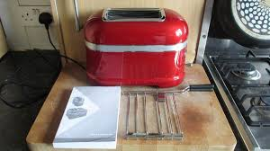 Toaster Kitchenaid Kitchenaid Artisan Toaster 5kmt2204 Review Trusted Reviews