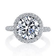 halo design rings images Jean dousset diamonds jpg