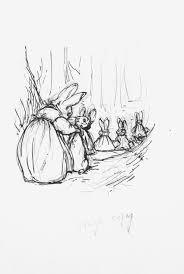 beatrix potter the tale of peter rabbit victoria and albert museum