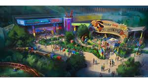 Map Of Epcot World Showcase What U0027s Coming To Disney World And Universal In 2018