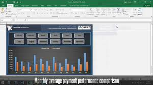 Excel Spreadsheet For Small Business Invoice Tracker Free Excel Template For Small Business Youtube