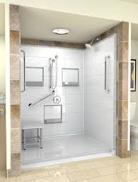 Partial Bathroom Definition Stunning One Piece Shower Units To Your Bathroom With Amazing