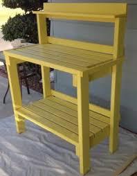 Potting Bench Kits Diy Built To Last Potting Bench Free Plans At Buildsomething