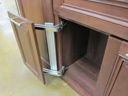 Kitchen Cabinet Door Locks Lateral Opening Door System Lin X450 Lateral Opening System