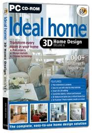 ideal home 3d home design deluxe 6 pc amazon co uk software