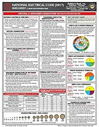 amazon com ez tabs color coded 2017 national electrical code
