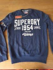 superdry men u0027s sweatshirts ebay