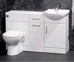 Combination Vanity Units For Bathrooms Blanco Furniture Combination Run Unit 1300mm