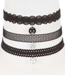 girls choker necklace images Girls 39 jewelry dillards jpg