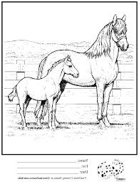 horse stable coloring pages coloring kids