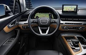 Audi Q7 Colors 2017 - 2017 audi q7 e tron interior suv toyota suv 2018